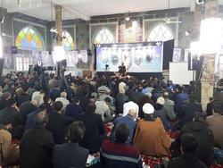 برگزاری دومین سالگرد شهید مدافع حرم حامد کوچک زاده در رشت
