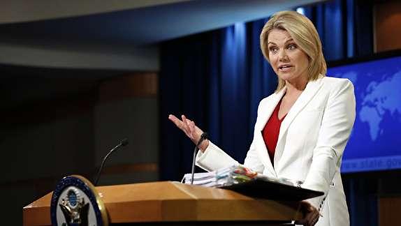 آمریکا: سیاست ما اعمال حداکثر فشار بر کره شمالی است/ نشست سوچی به شدت به نفع دولت سوریه بود