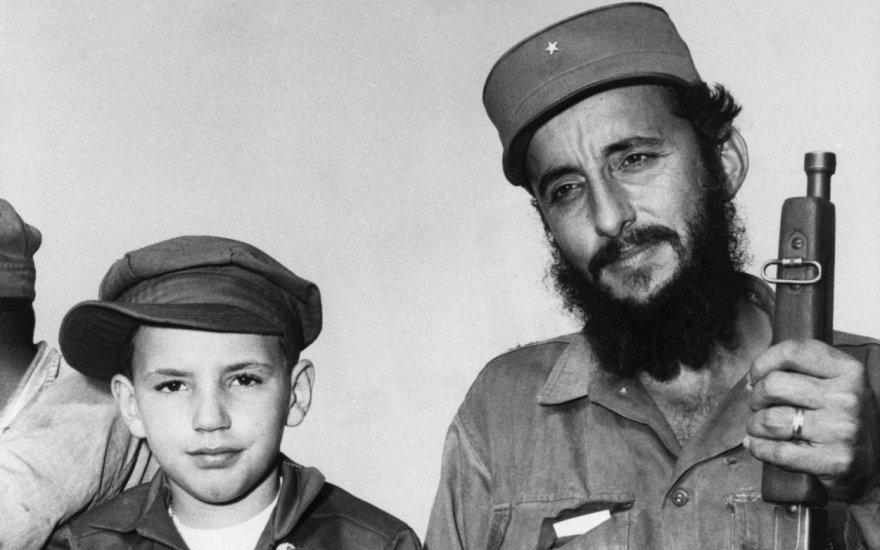 پسر «فیدل کاسترو» خودکشی کرد