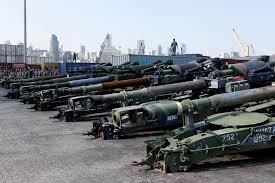 ارتش لبنان از دریافت محموله تسلیحاتی آمریکا خبر داد