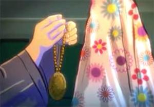 انیمیشن گردنبند گران قیمتی که امام خمینی(ره) به یک دختربچه هدیه دادند