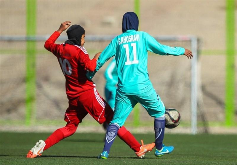 ادامه ناکامی های تیم فوتبال بانوان پالایش گاز ایلام در لیگ