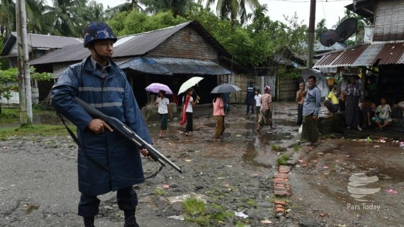 ابراز نگرانی سازمان ملل از تشدید درگیریها در ایالت کاچین میانمار