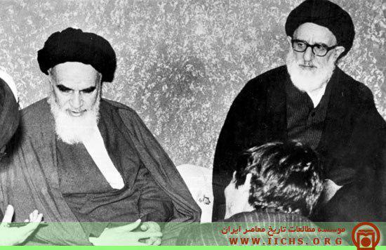 14 بهمن 57/ انتخاب دکتر بازرگان به عنوان نخست وزیر دولت موقت +تصاویر