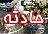 تصادف خونین در محور ایرانشهر