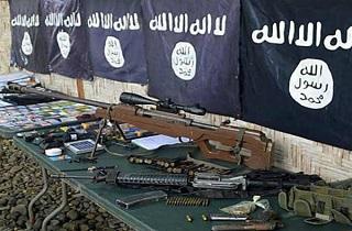شاسایی یک مخفیگاه داعش در غرب کابل