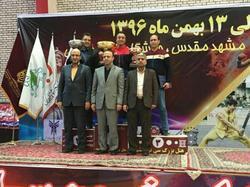برگزاری رقابتهای ووشوی قهرمانی کشوربه میزبانی مشهد
