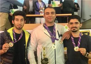بوعلی سینا همدان در مسابقات بهکاپ گلف کشور قهرمان شد