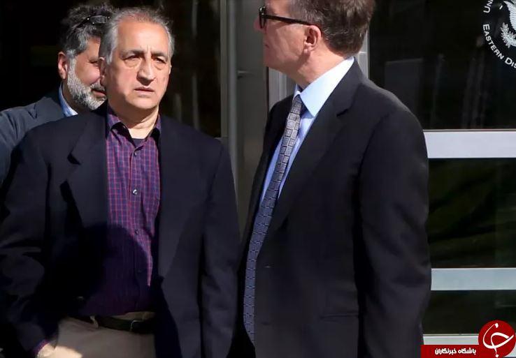 آمریکا مشاور اسبق نمایندگی ایران در سازمان ملل را به سه ماه حبس محکوم کرد+ عکس
