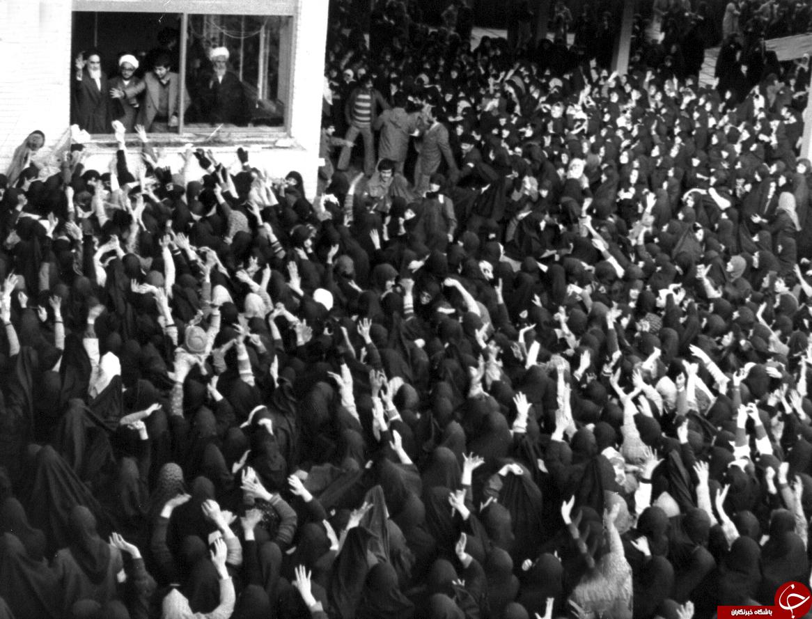 نزدیکترین روایت از 12 و 13 بهمن 1357 +تصاویر