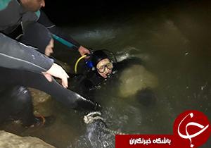 پیداشدن اجساد هر ۴ نفر جانباختهی حادثه سقوط پژو در رودخانه کشکان