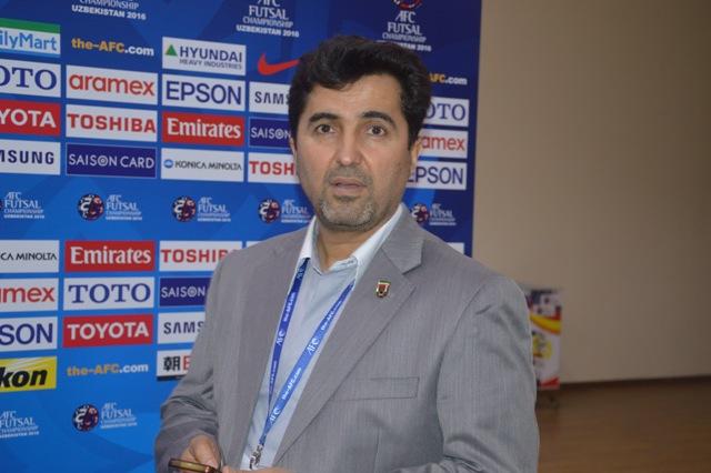 ناظم الشریعه:باید بازی به بازی باید پیش رفت تا به موفقیت رسید