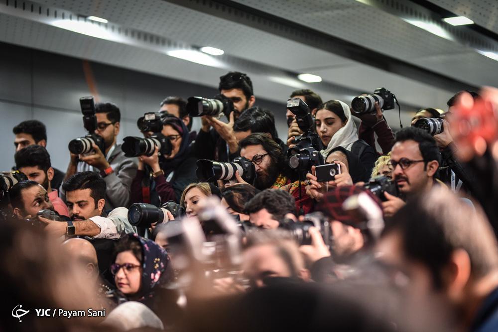 حاشیه نگاری اولین روز سینمای رسانه/پازل هزار تیکه جشنواره فیلم فجر