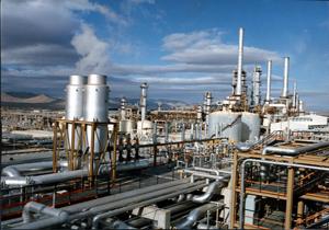 پروژه بهینه سازی و نوسازی انبار نفت ری افتتاح شد