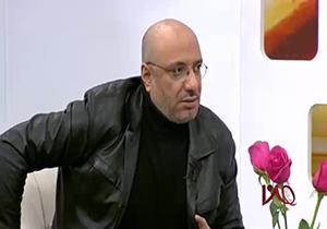 امیر جعفری: کی گفته چون به روحانی رای دادم حق انتقاد ندارم؟ + فیلم