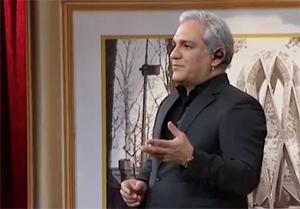 غم انگیزترین لحظات زندگی یک مرد از زبان مهران مدیری + فیلم