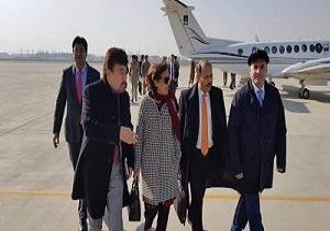 وزیر خارجه پاکستان به همراه هیاتی به کابل آمد