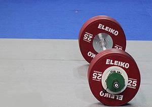 اولین دوره مسابقه وزنه برداری بانوان در ملایر
