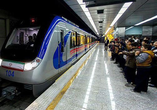 قطار شهری گامی موثر در حمل و نقل عمومی اصفهان بعد از انقلاب اسلامی