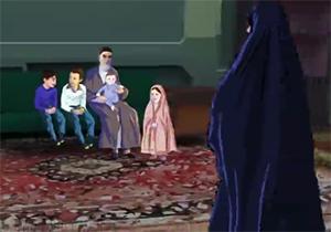 وقتی امام برای گرفتن عکس یادگاری با کودکان، طلب دوربین میکنند + فیلم