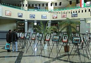 نمایشگاه روزهای انقلاب در همدان