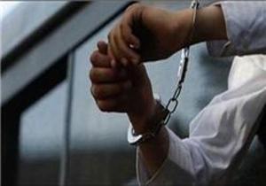 سارق مامور نما به دام پلیس افتاد