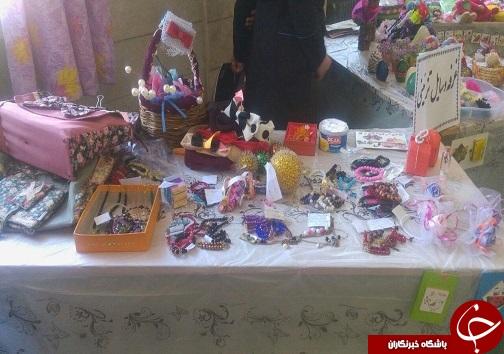 بازارچه کار و فناوری جشنواره خوارزمی در قزوین