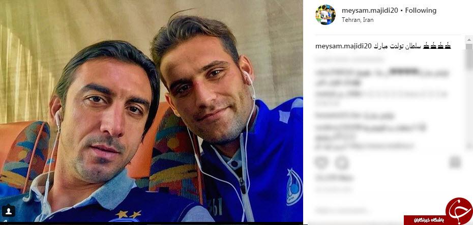 پیام تبریک ورزشکاران به مناسبت تولد مهدی رحمتی