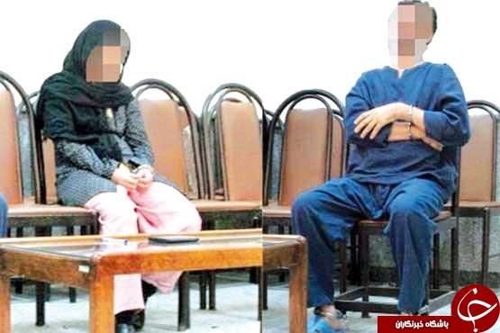 ربودن دختر خردسال به خاطر 2 النگو +عکس