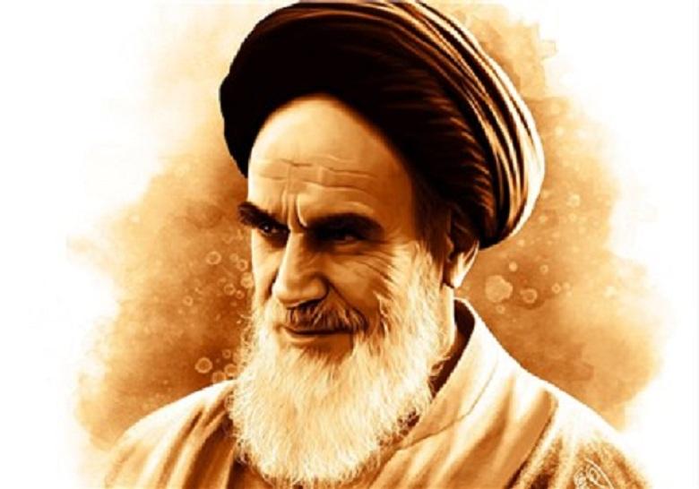 فیلم لحظه استقبال پرشور علما از امام خمینی(ره) پس از بازگشت به ایران