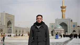 تشرف جوان مکزیکی به دین اسلام