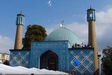 ممنوعیت پخش اذان در یکی از مساجد غرب آلمان!