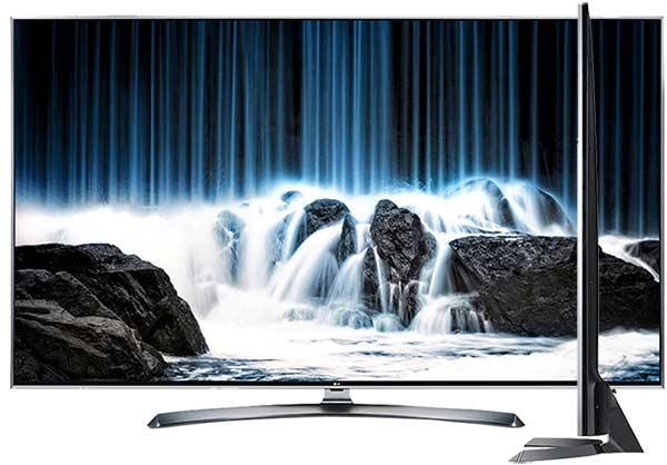 لیست قیمت انواع تلویزیون های بزرگتر از 55 اینچ