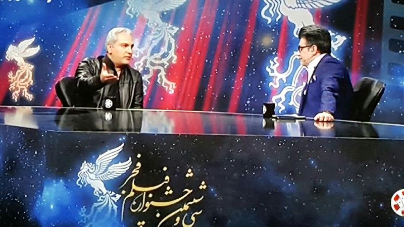 گفتگوی صریح مديری و رشیدپور در برنامه هفت/ از درآمد ماهيانه مجری دورهمی تا جنجال بر سر اجرای هفت