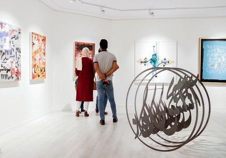 هدف گالری، معرفی هنرمندان شناخته نشده است