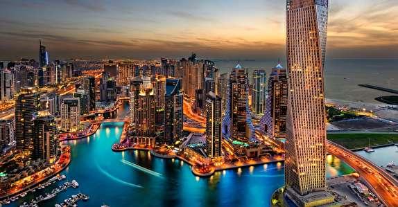 باشگاه خبرنگاران -ساخت ماکت طاق بستان در دبی + عکس