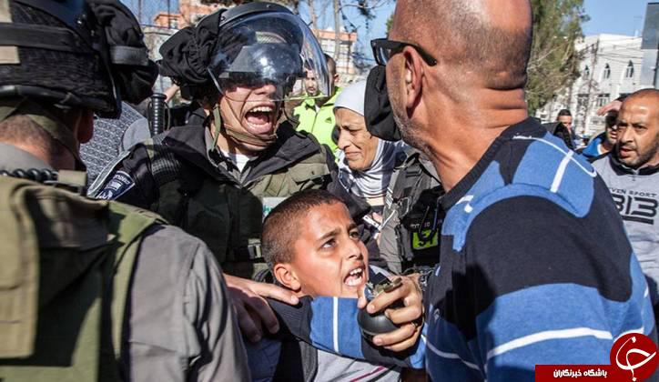 روزگار سیاهی که دختران و زنان فلسطینی در چنگال خونین صیونیستها گذراندند