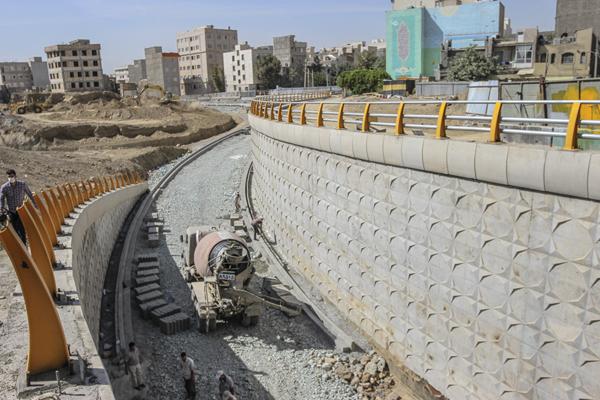 ادامه بزرگراه یادگار امام در سی متری جی 375 میلیارد تومان اعتبار میخواهد
