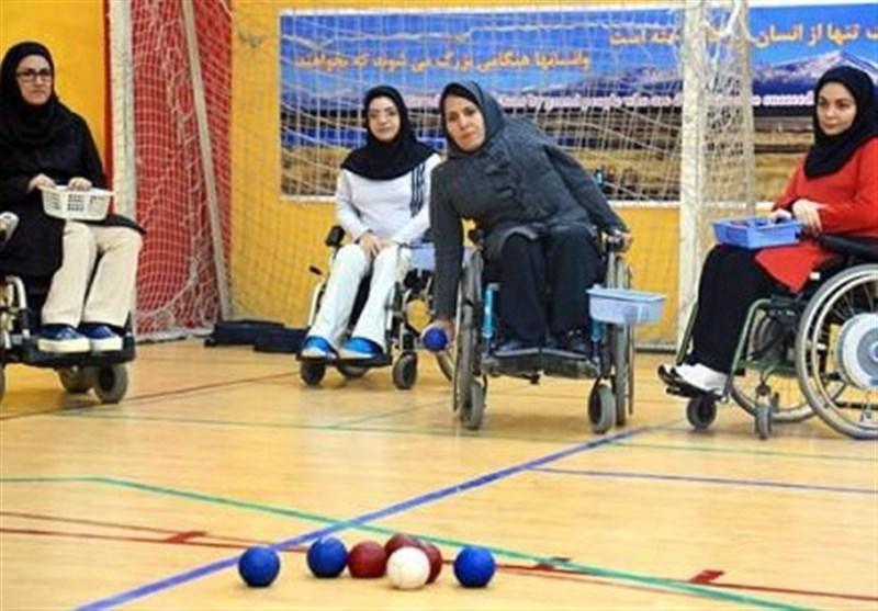 بوچیا، ورزشی که معلولان به کمک آن توانایی خود را به نمایش میگذارند + فیلم