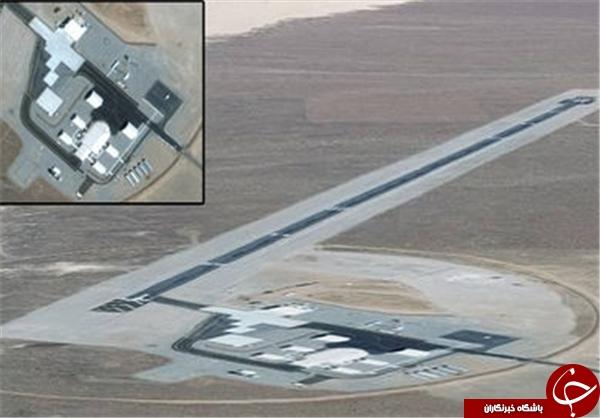 افشای موقعيت پايگاههای نظامی كه آمريكا سعی در مخفی نگه داشتن آنها دارد