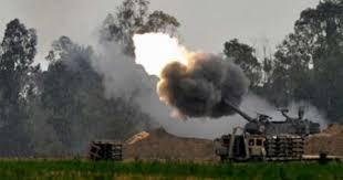 حمله توپخانه ای ارتش سوریه علیه نظامیان ارتش ترکیه در حلب