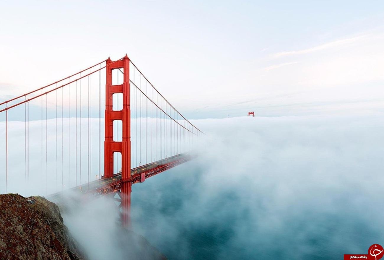 پل های جالب و دیدنی جهان