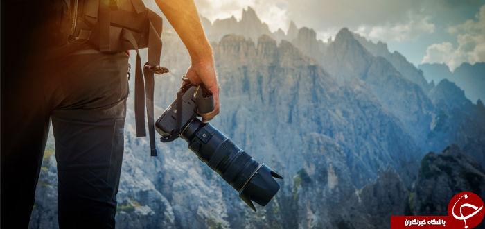 ترفند عکاسی و تکنیک های جالب برای گرفتن خوب ترین عکس+عکس ها