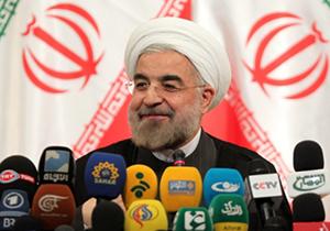 کنایه طنز آمیز روحانی به وزرای کابینه اش + فیلم