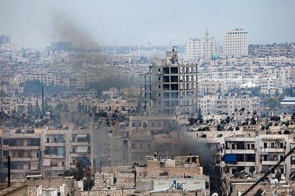 حمله خمپارهای تکفیریها به حومه دمشق