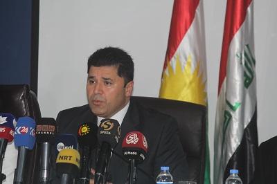 بازداشت ۴۰۰۰ تروریست داعش در منطقه کردستان عراق