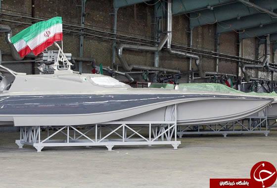 افزایش سرعت و سهولت «دریفت» قایقهای تندروی ایرانی/ منتظر یگانهای بدون سرنشین سپاه در خلیج فارس باشید +عکس
