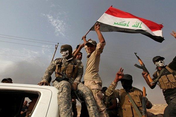 آغاز عملیات نیروهای عراقی برای نابودی باقیماندههای داعش در شرق کرکوک