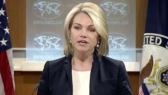 باشگاه خبرنگاران -نائورت: از ایران میخواهیم همه آمریکاییهای بازداشت شده را آزاد کند