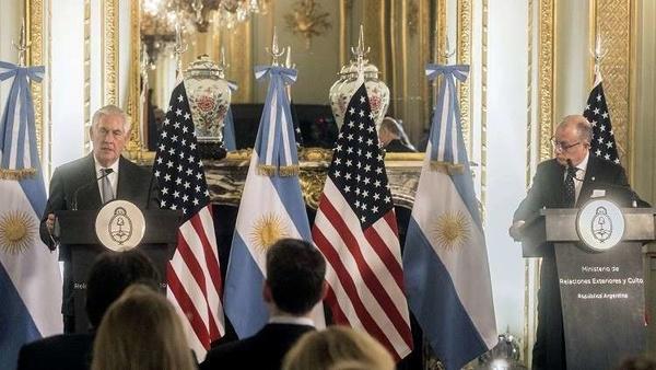 ائتلاف آمریکا – آرژانتین، فاز جدید دخالتهای ترامپ در خاورمیانه/ ائتلاف آمریکا – آرژانتین، نتیجه شکستهای پی در پی کاخ سفید در غرب آسیا